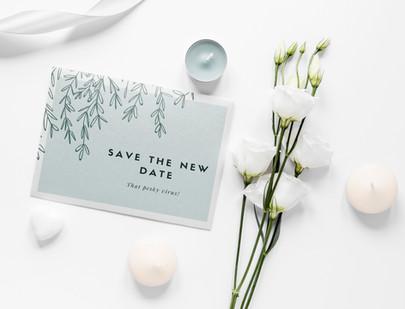 Postponed Wedding? 9 Ways To Celebrate Your Original Wedding Date