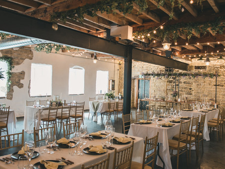 Ponden Mill - Yorkshire Mill Wedding Venue