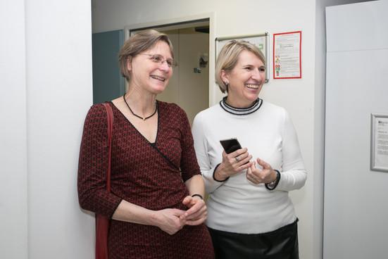 Kerstin Klipstein Grobusch in Tanja Kocjan Stjepanovič