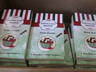 Santa's Last Muffin - yeah!