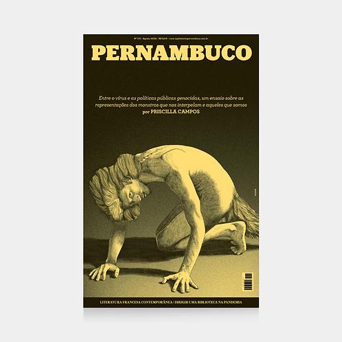Suplemento Pernambuco #174 (agosto de 2020)