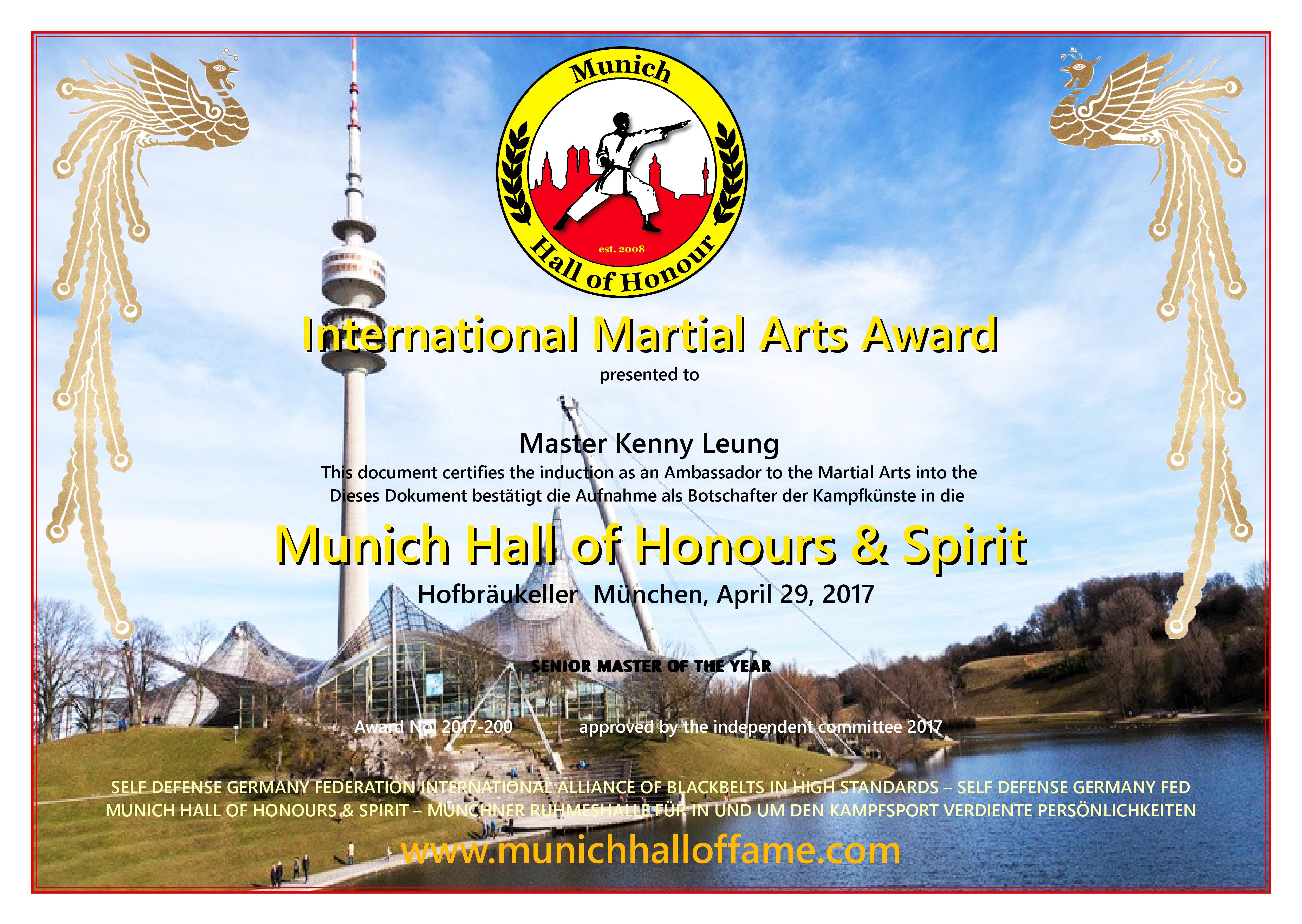 1.MUNICH HALL OF HONOURS~A3. 42.4x30.09