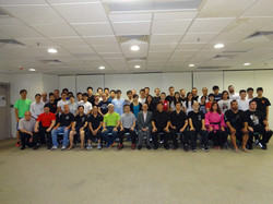 1-Wing Chun great seminar in Hong Kong