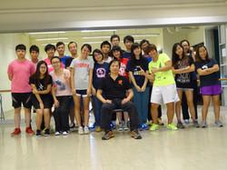 1-嶺南大學詠春短期課程  Lingnan University - Wing
