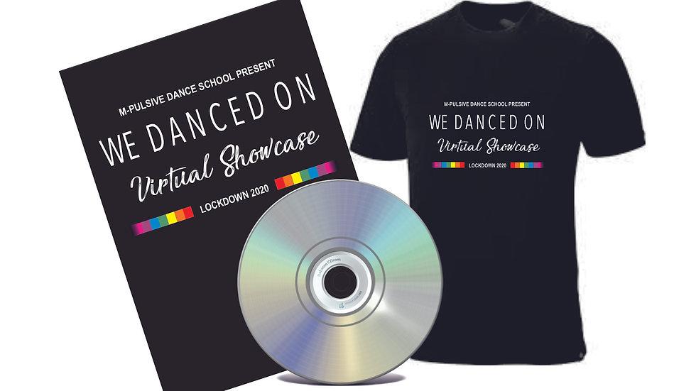 We Danced On: DVD & Programme