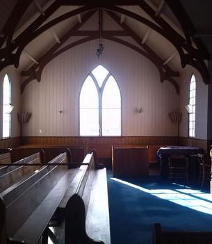 Pukehiki Church inside.jpg