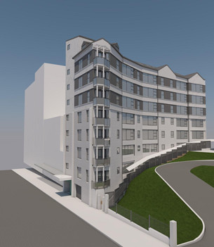 Proposed Perspective View 2