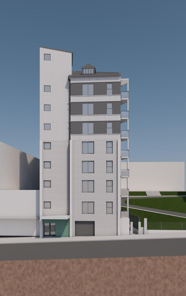 Proposed Front View 1