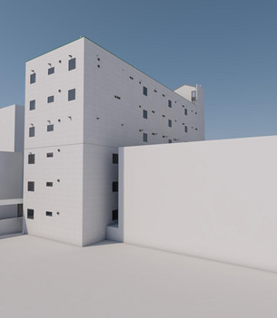 Existing Perspective View 4