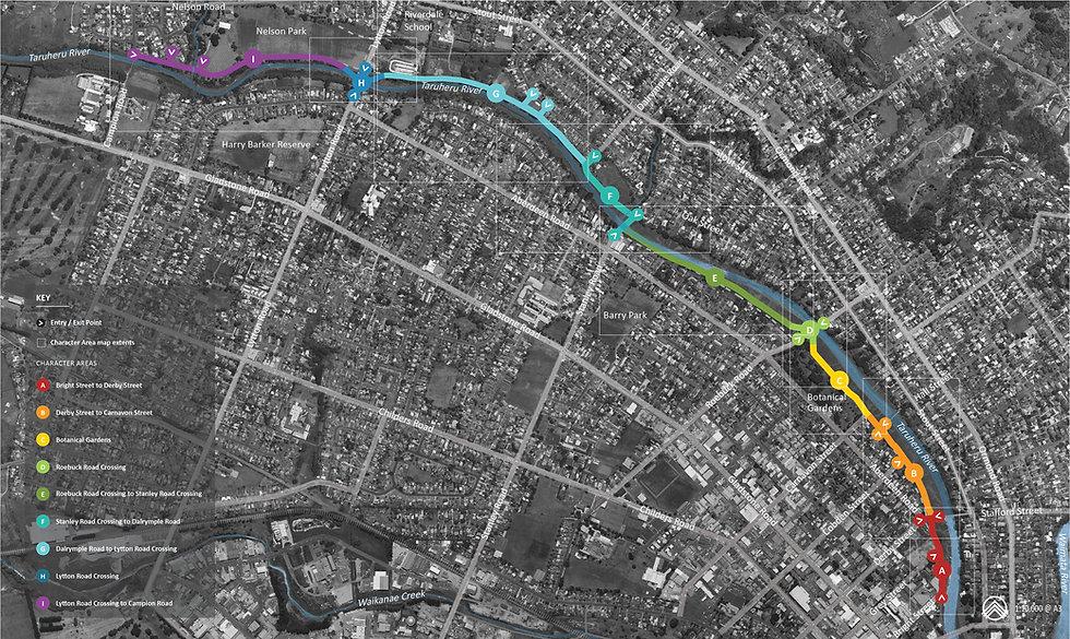 Taruheru River Path Feasibility Study.jp