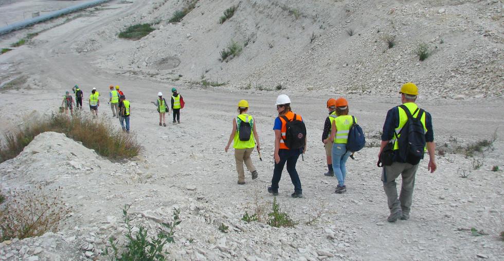 Palaeontology Excavation Works - Apply!