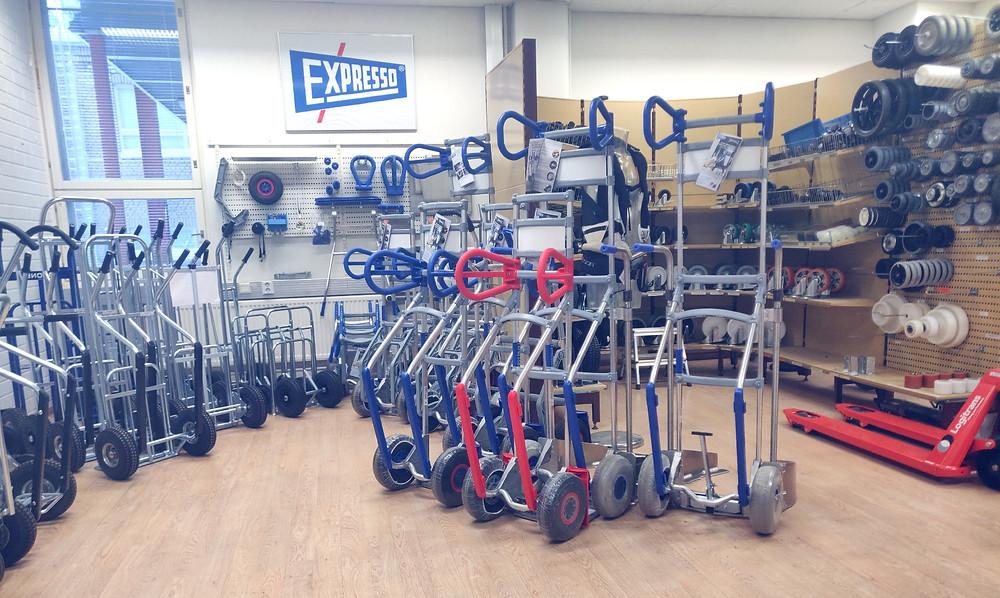 Rengastalon myymälästä tuotteet helmikuussa -10%