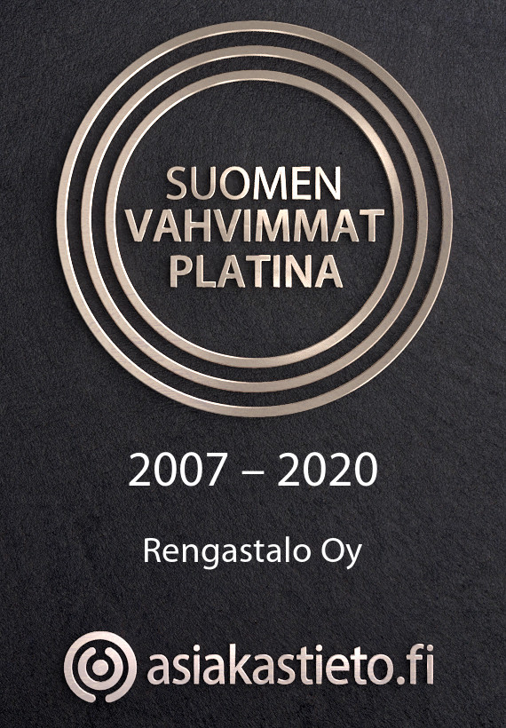 Suomen Vahvimmat Platina 2007 - 2020