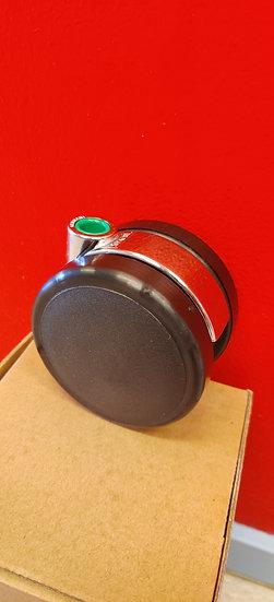 Kaksoiskääntöpyörä 75 mm Gross Stabil