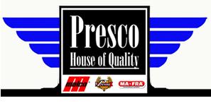 Prescon pesuaineet ja vahat