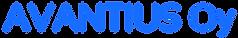 Avantius Oy logo