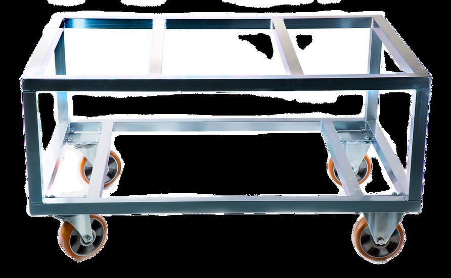 Lava-alusta EURO-lavoille 1000 kg RT 290-200N edestä