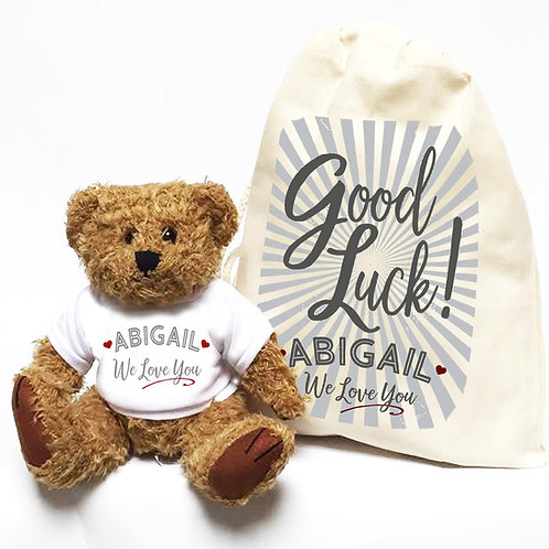 Good Luck Bear New Job , Uni Gift