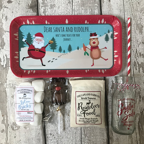 Christmas Eve Leave Out For Santa Gift Set