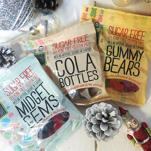 Sugar Free sweets Great stocking fillers