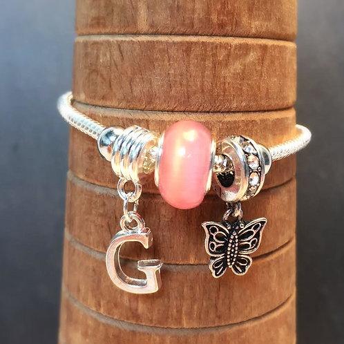 Mother's Day charm bracelet for Mum.