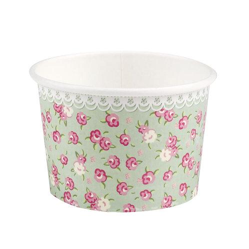Vintage flower tubs