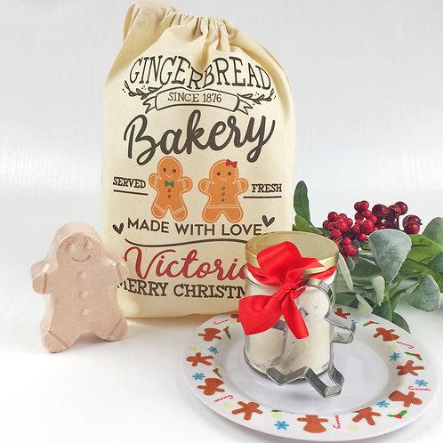 Gingerbread man Gift Set