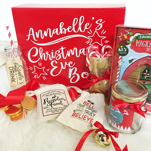 Personalised Christmas Eve Box - Pre Filled