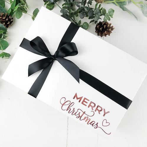 Gift Box, gift wrapping for Christmas