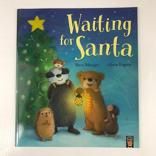 Waiting for Santa Children's Christmas Book