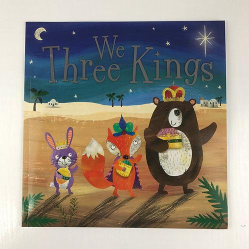 We Three Kings Children's Christmas Book