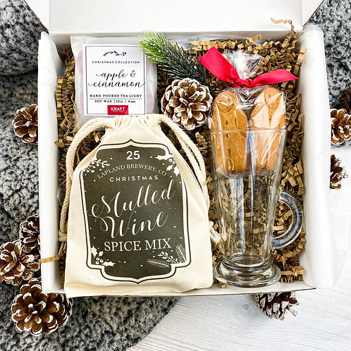 Mulled Wine in a box