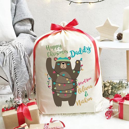 Christmas Bag for Daddy.