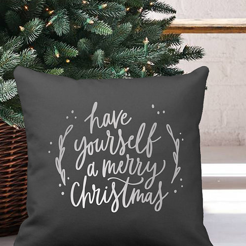 Custom Christmas cushion cover