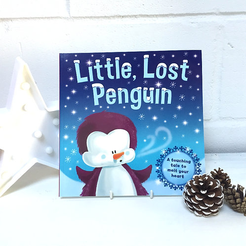 Little Lost Penguin  Book