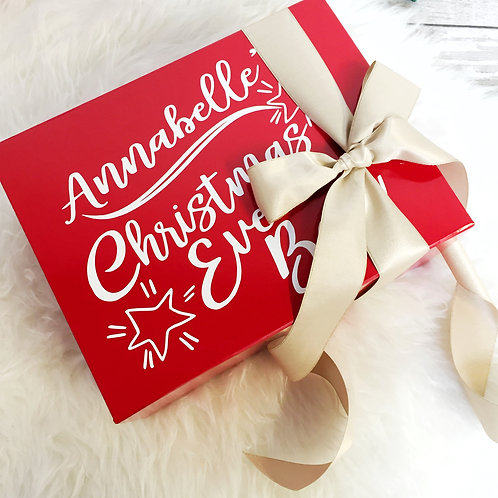 Christmas Eve Box - Personalised