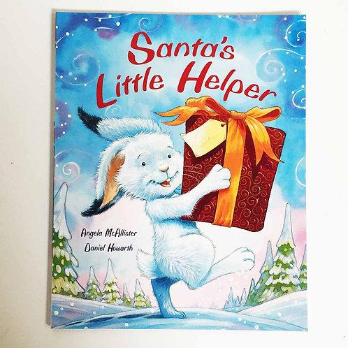 Santa's Little Helper Christmas Book
