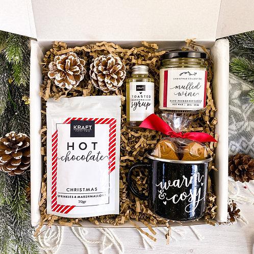 Hot Chocolate Kit Gift Set