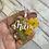 Thumbnail: Mum Wildflower hanging heart