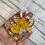 Thumbnail: Wildflower hanging heart