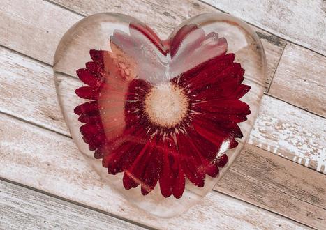 Smooth heart (15cm)