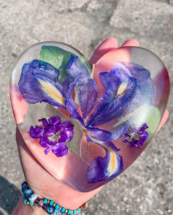 Smooth 15cm Heart