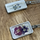 Thumbnail: Ceramic pressed flower necklaces