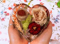 12cm heart