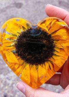 8cm heart