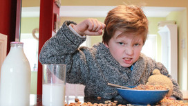 """Meal time feels like a """"battlefield"""" with my child. How can I change it?"""