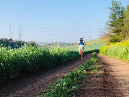 סיפור הצלחה בזכות התזונה: לסיים אימוני ריצה ארוכה בלי כאבי ראש חזקים