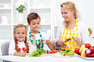 CDC Report: Most U.S. children fall short of daily fruit & vegetable recommendations