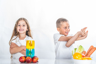 Raising Healthy Eaters:  Start with Healthy Recipes for the Whole Family
