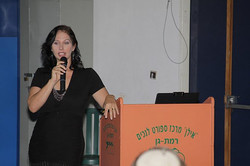 הרצאה בתזונה- תרומה למסע אופנים לילדים נכים